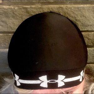 Under Armour Lycra Skull Cap for wear under helmet